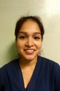 Claudia Zamora, Hygiene Assistant