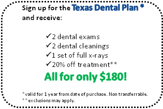 Texas Dental Plan Coupon