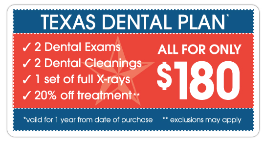 Texas Dental Savings Plan