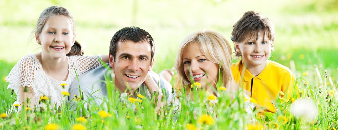 family in grass family dentistry San Antonio, TX